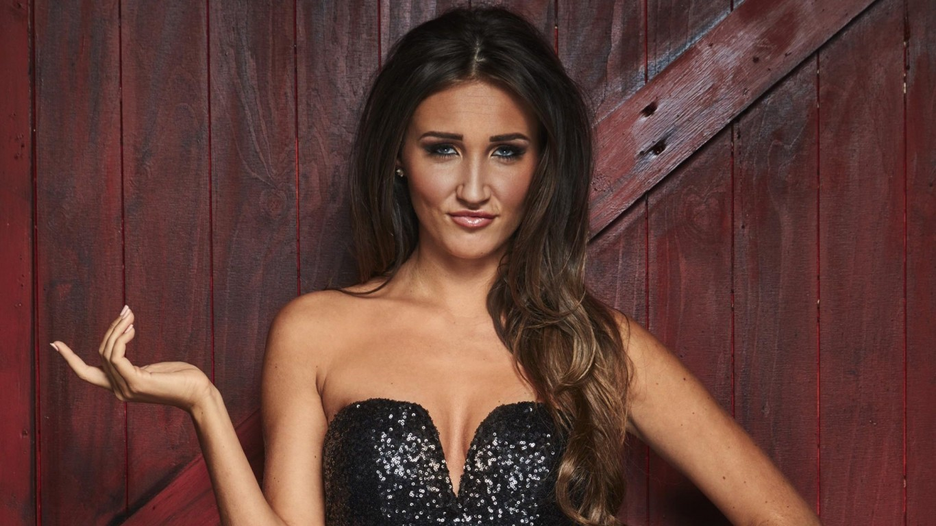 Celebrity Big Brother FIX!? Does Megan McKenna have a phone? PICS