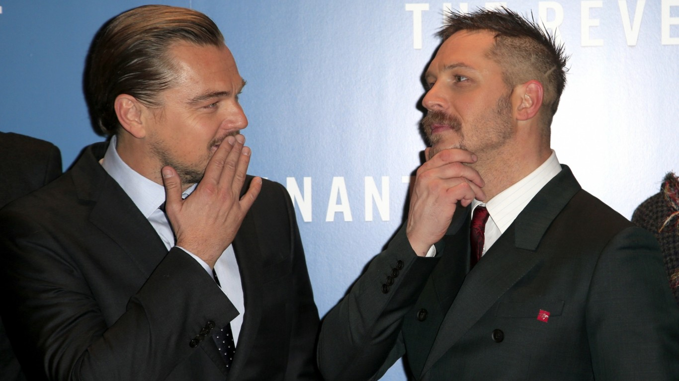 Tom Hardy Flubbed Scenes After Oscars Nod